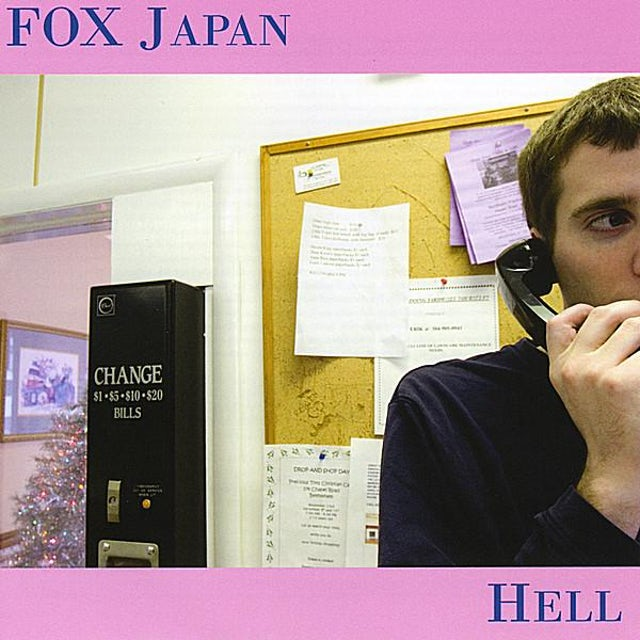 FOX Japan HELL CD