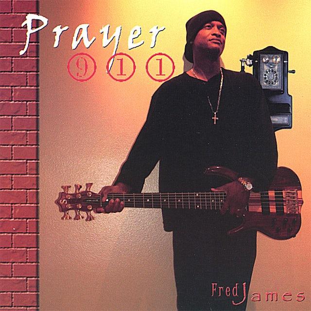 Fred James PRAYER 911 CD