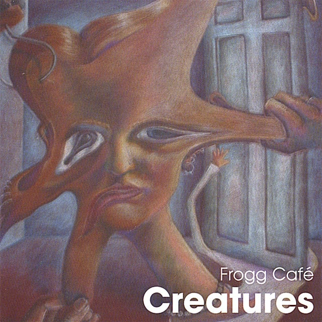 Frogg Cafe CREATURES CD