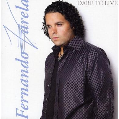 Fernando Varela DARE TO LIVE CD