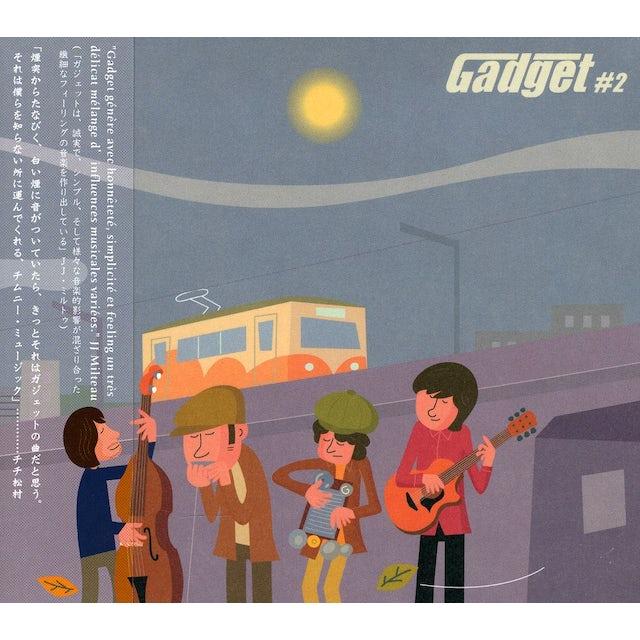 Gadget NO. 2 CD