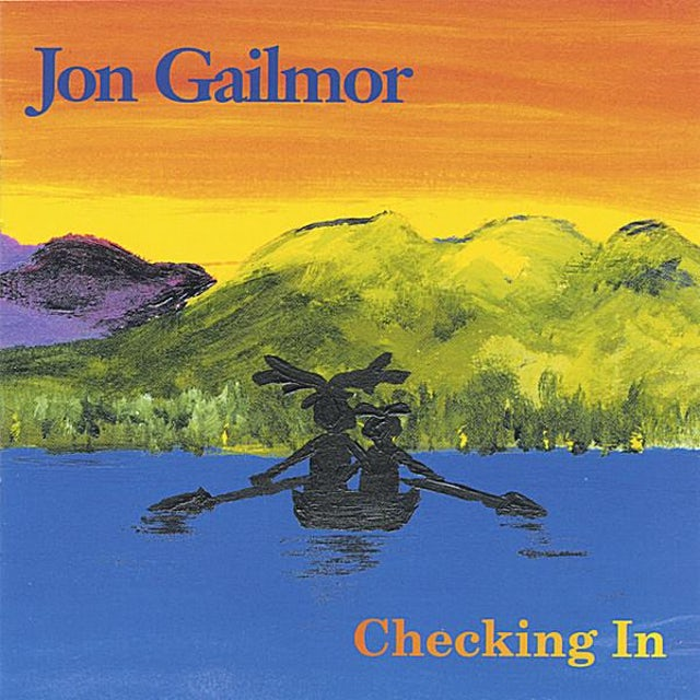 Jon Gailmor CHECKING IN CD
