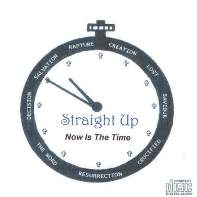 Straight Up NOW IS THE TIME CD
