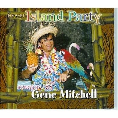 Gene Mitchell ISLAND PARTY CD