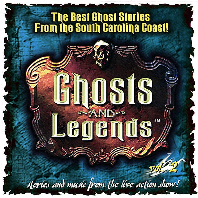 Ghost Stories GHOSTS & LEGENDS 2 CD