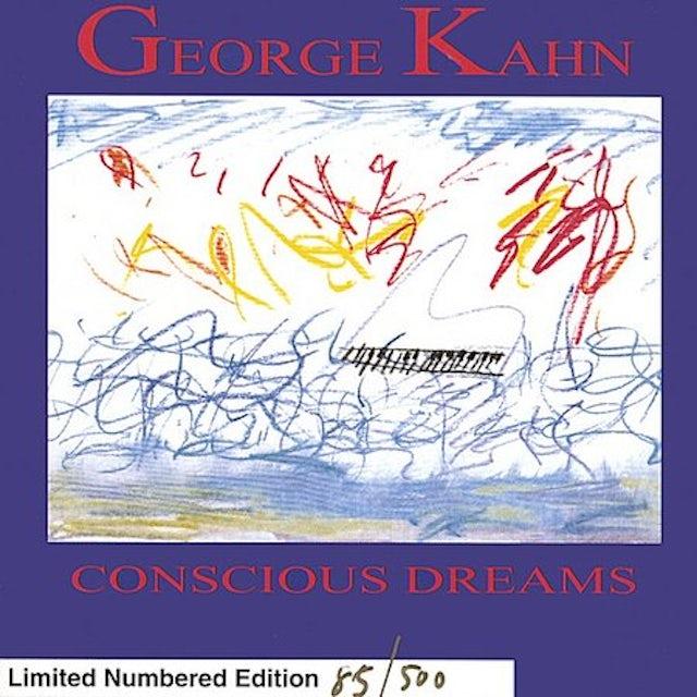 George Kahn CONSCIOUS DREAMS CD