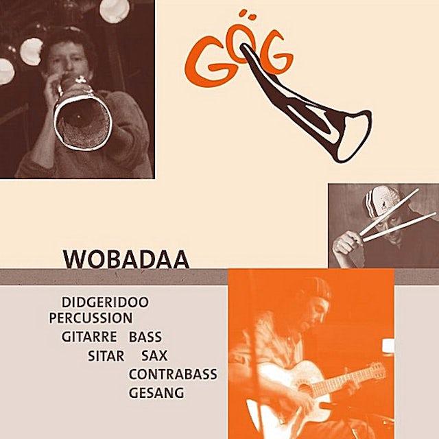 GAG WOBADAA CD