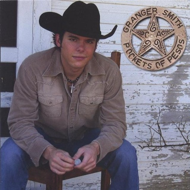 Granger Smith MEMORY RD. CD