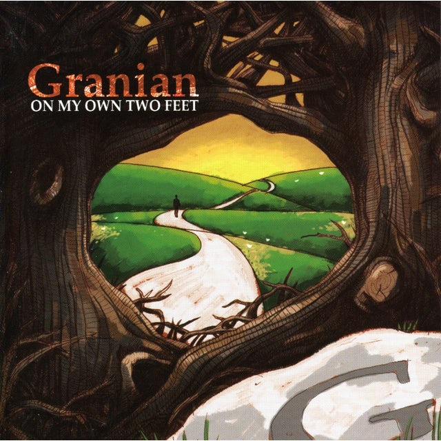 Granian ON MY OWN TWO FEET CD