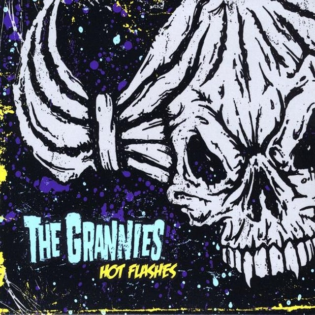 GRANNIES HOT FLASHES CD