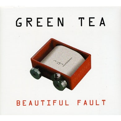Green Tea BEAUTIFUL FAULT CD