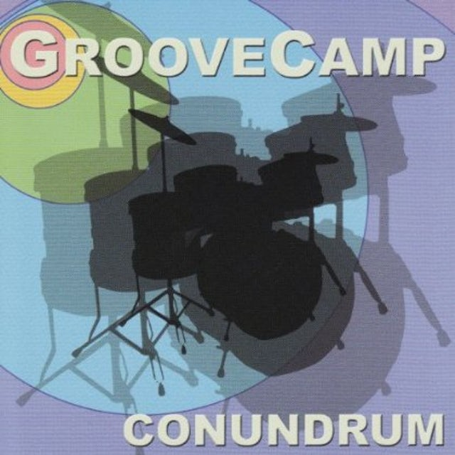 GrooveCamp CONUNDRUM CD