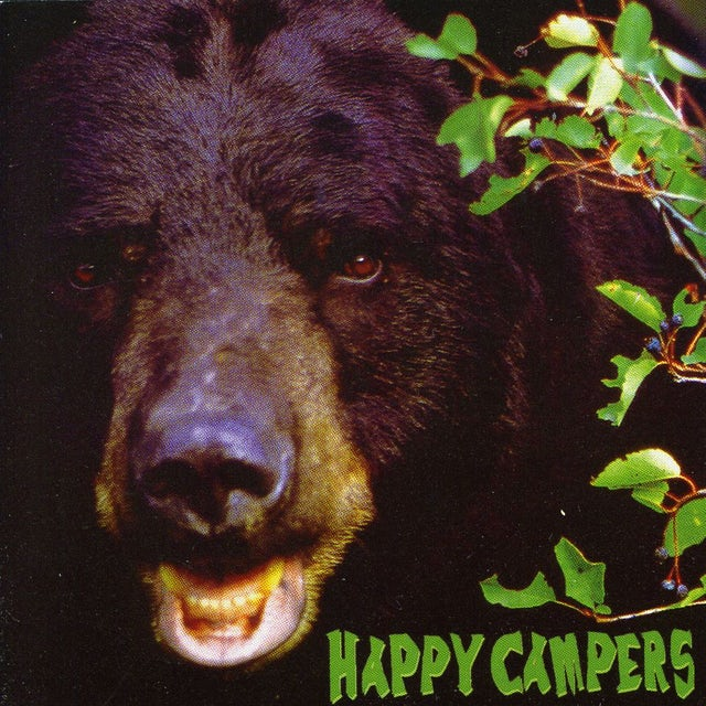 Happy Campers CD