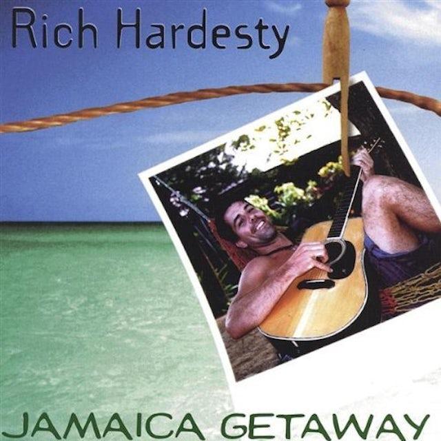 Rich Hardesty JAMAICA GETAWAY CD
