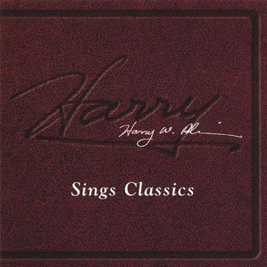 Harry SINGS CLASSICS CD