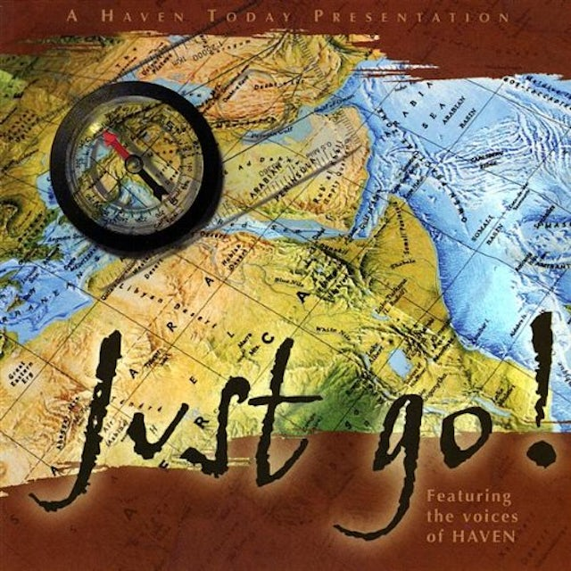 Haven JUST GO! CD