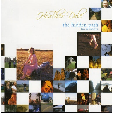 Heather Dale HIDDEN PATH: LIVE & RARITIES CD
