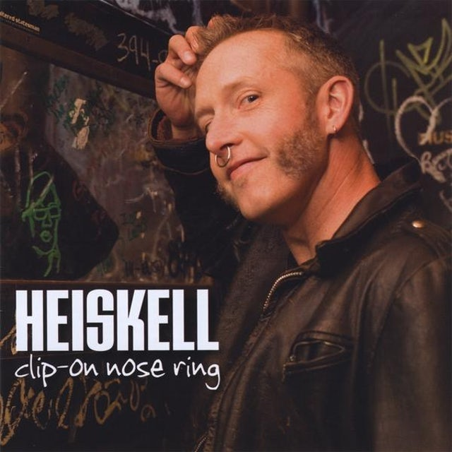 Heiskell CLIP-ON NOSE RING CD