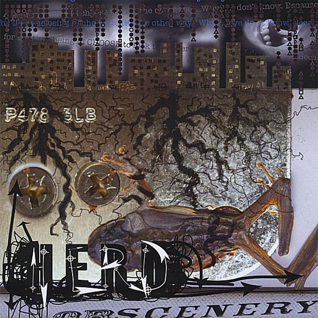 Herd OBSCENERY CD