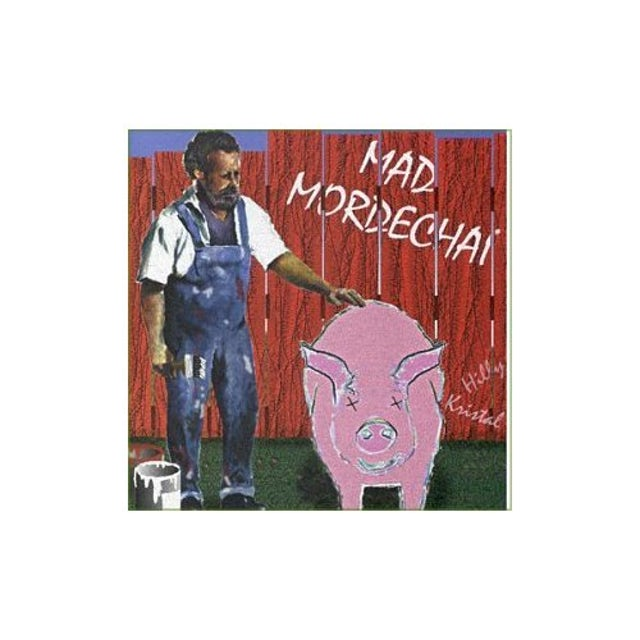 Hilly Kristal MAD MORDECHAI CD