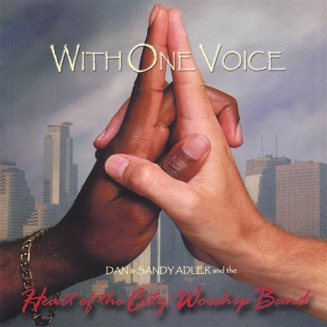 Heart of the City Worship Band WITH ONE VOICE CD