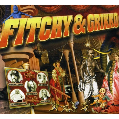 House Jacks FITCHY & GRIKKO CD