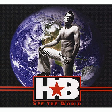 Houston Bernard SEE THE WORLD CD