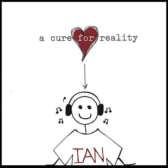 Ian CURE FOR REALITY CD