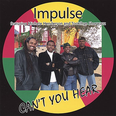 Impulse! Records CAN'T YOU HEAR CD