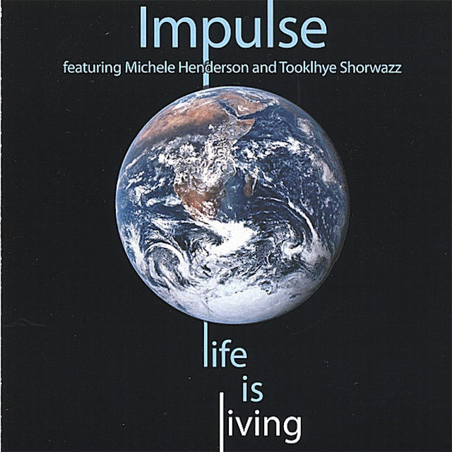 Impulse! Records LIFE IS LIVING CD