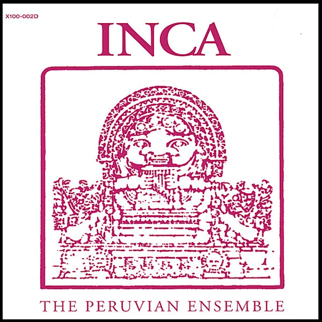 Inca The Peruvian Ensemble CD