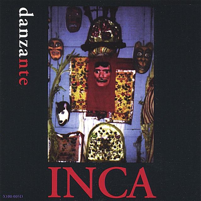 Inca The Peruvian Ensemble DANZANTE CD