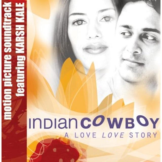 Various Artists INDIAN COWBOY CD