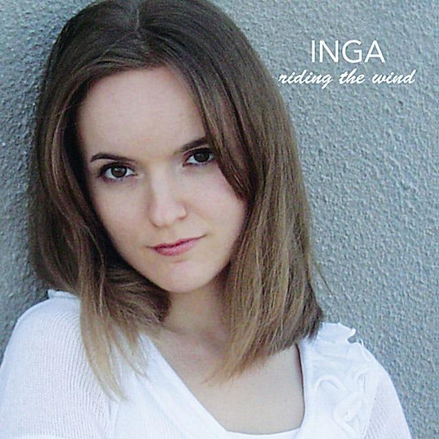 Inga RIDING THE WIND CD