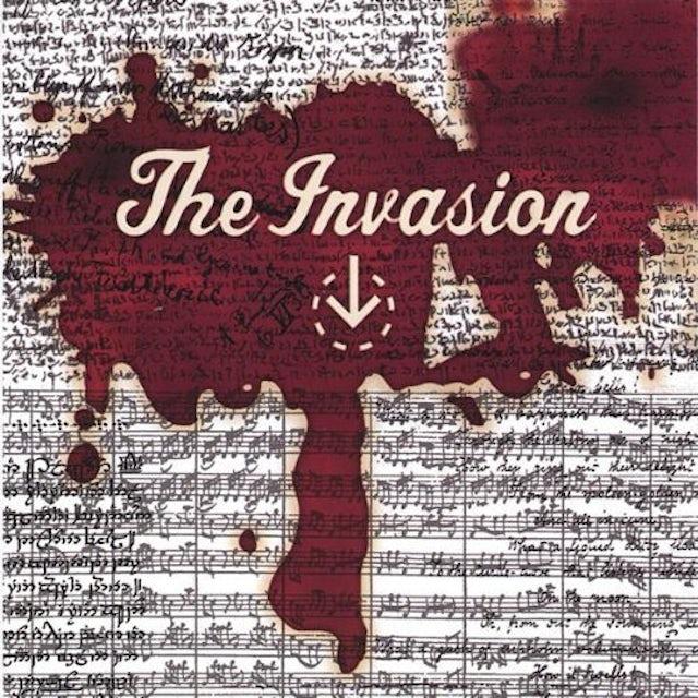 Invasion CD