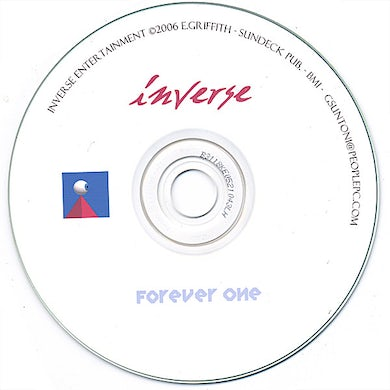 Inverse FOREVER ONE CD
