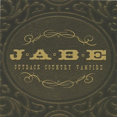 Jabe OUTBACK COUNTRY VAMPIRE CD