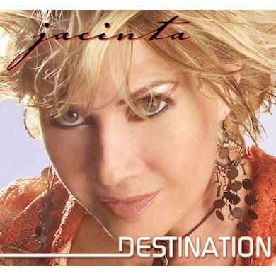 Jacinta DESTINATION CD