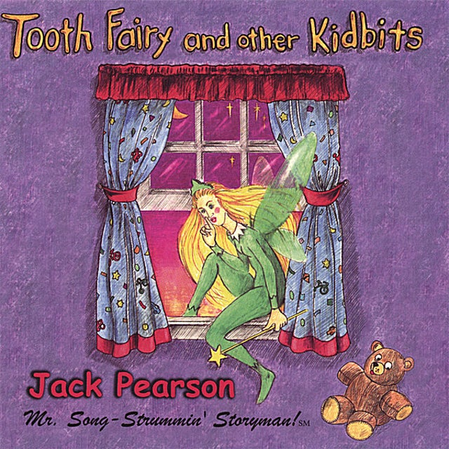 Jack Pearson TOOTH FAIRY & OTHER KIDBITS CD