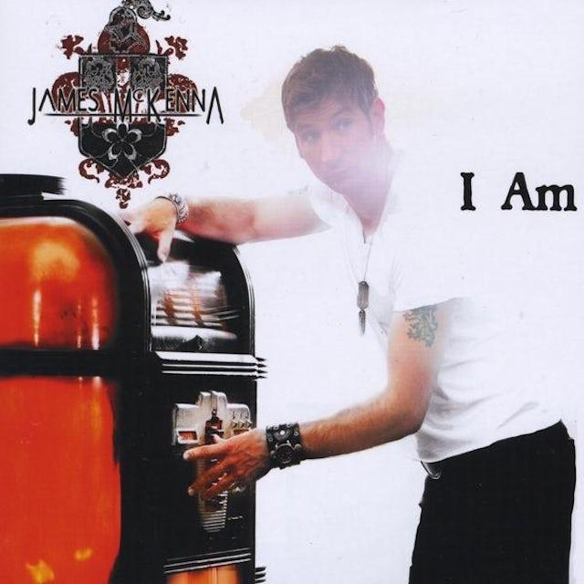 James McKenna I AM CD