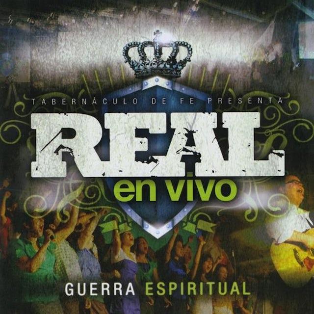 real GUERRA ESPIRITUAL CD