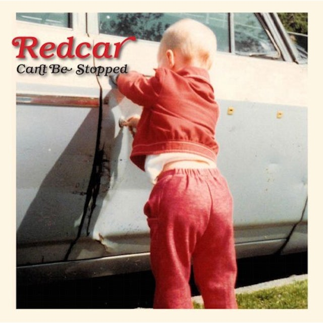 Redcar CAN'T BE STOPPED CD