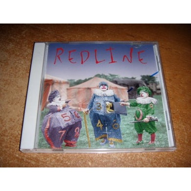 Redline MY DISEASE CD
