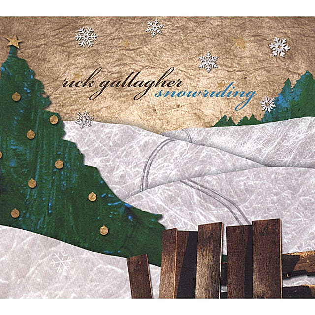 Rick Gallagher SNOWRIDING CD