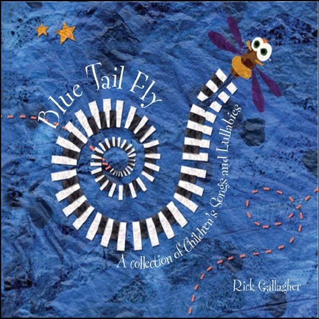 Rick Gallagher BLUE TAIL FLY CD