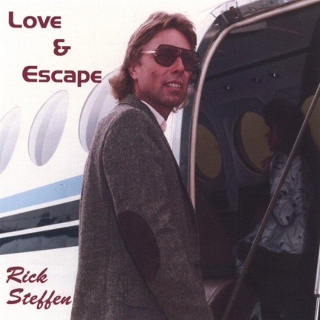 Rick Steffen LOVE & ESCAPE CD