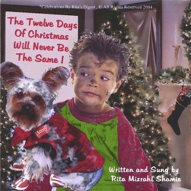 Rita Mizrahi Shamie GRANDMA RITA PRESENTS THE TWELVE DAYS OF CHRISTMAS CD