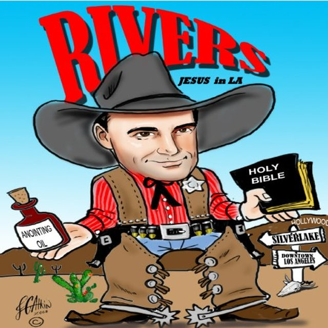 Rivers JESUS IN LA CD