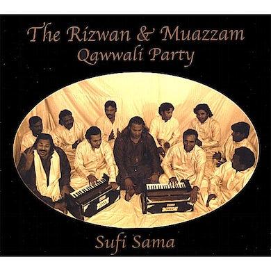 Rizwan Muazzam SUFI SAMA CD