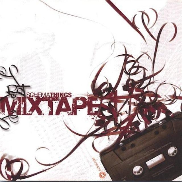 RJ SCHEMA THINGS MIXTAPE CD